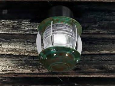 Plafoniere Da Esterno In Rame : Lampade da interno e esterno made in italy ottone ferro rame