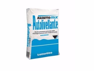Massetto autolivellante MASSETTOMIX AUTOLIVELLANTE