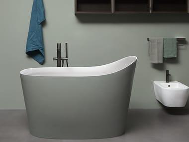 Oval Flumood® bathtub MASTELLO