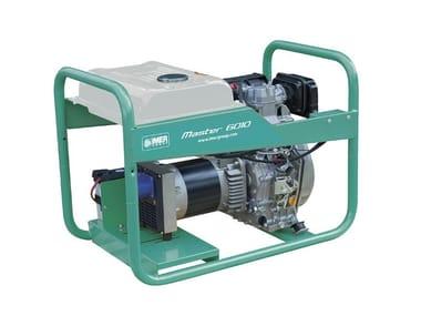 Generatore diesel MASTER