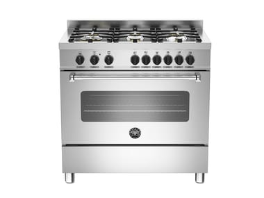 Stainless steel cooker MASTER - MAS90 6HYB S XT