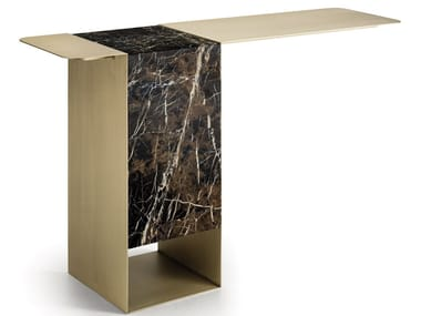 Rectangular console table MASTER