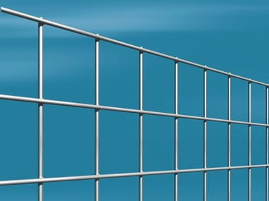 Security electrically welded mesh Fence MASTERPLAX FORT