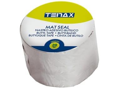 Nastro adesivo butilico con supporto in non-tessuto MAT SEAL