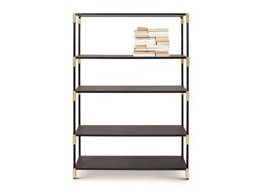 Wooden bookcase MATCH | Bookcase
