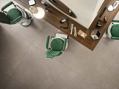 Porcelain stoneware wall/floor tiles MATERIA PROJECT