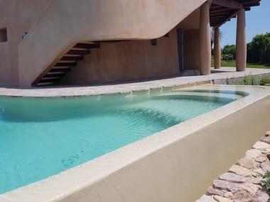 Anti-slip Pool liner MATERICA POOL SYSTEM