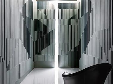 Optical wallpaper MATRIX