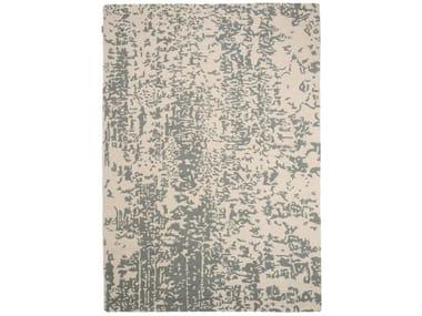 Handmade wool rug MATRIX