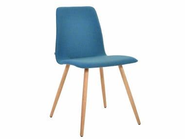 Stuhl aus Stoff MAVERICK | Stuhl aus Stoff