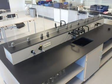 HPL panel for hygienic sector MAX COMPACT RESISTANCE²