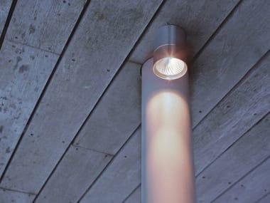 Plafoniera per esterno in acciaio inox MAX TR 100
