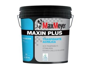 Traspirante a base d resine acriliche MAXIN PLUS
