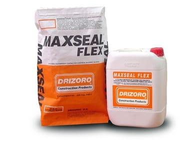 Cement-based waterproofing coating MAXSEAL® FLEX