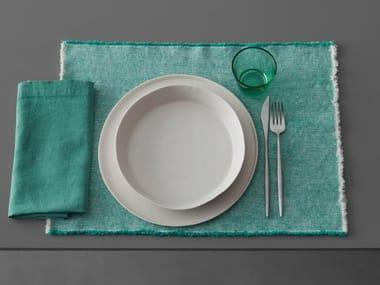Geflecht Tischset aus Leinen MAYA TF