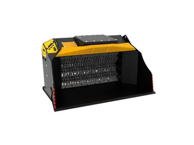 Accessories for construction site machinery MB-HDS