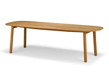 Teak dining table MBRACE | Table