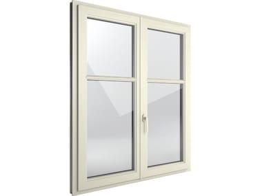 PVC window FIN-72 Classic-line PVC-PVC