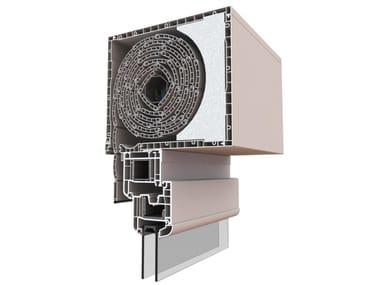 Box for roller shutter MEDITERRANEO