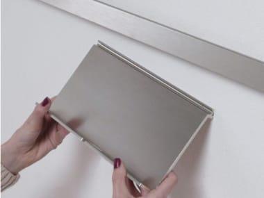 CPU und Notebook Halter aus Aluminium MEETING | CPU und Notebook Halter