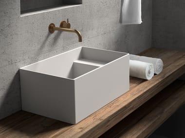 Ceramic washbasin / utility sink MEG11 5484