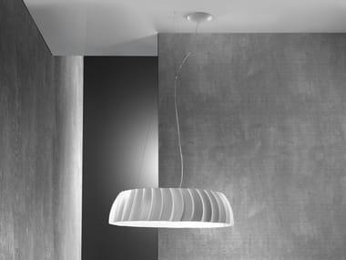 LED aluminium pendant lamp MEGAVIDE | Pendant lamp