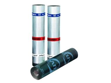 Membrane impermeabilizzanti per coperture MEGAVER AL TF