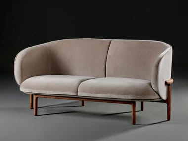 2 seater fabric sofa MELA | Sofa