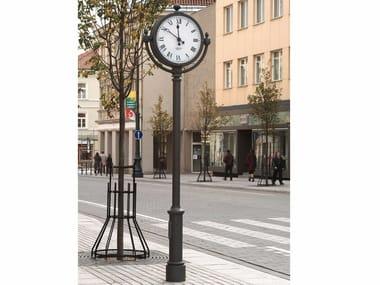 Relojes de calle