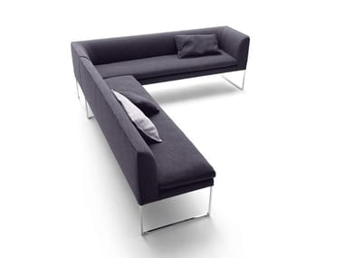 MELL | Panca angolare Collezione Mell By COR design Jehs+Laub