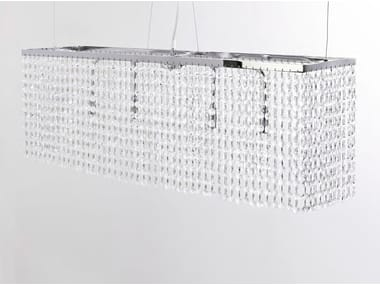 Pendant lamp with Swarovski® Crystals MELODY | Pendant lamp