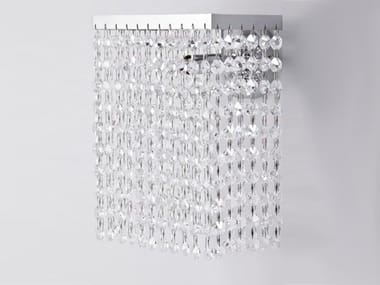 Wall light with Swarovski® crystals MELODY | Wall light