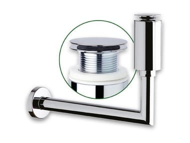 Washbasin steel siphon MELTING POT