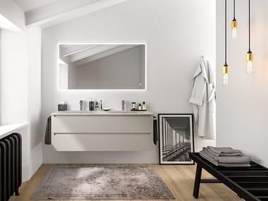 Mobili bagno con specchiere MEMPHIS 51