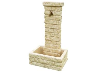 Fontanella in pietra ricostruita MEMPHIS
