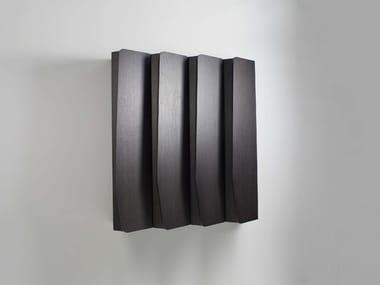 Modular wooden bathroom wall cabinet MEN{H}IR | Modular bathroom wall cabinet