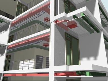 2D & 3D CAD technical design MEP Modeler
