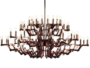 The chandelier: new interpretations and trends