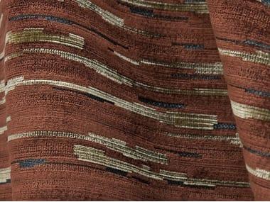 Tessuto a righe lucido MERISIER