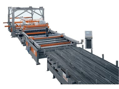 Mesh welding machine MESH-LINE BAR-BAR