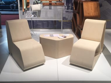 Lecce stone outdoor chair MESSAPO | Outdoor chair