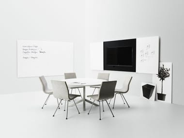 Stand / office whiteboard MESSENGER
