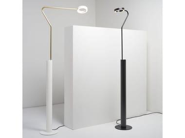 Lampadaire orientable LED META | Lampadaire
