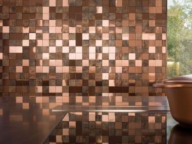 Metal mosaic METAL MOSAICS