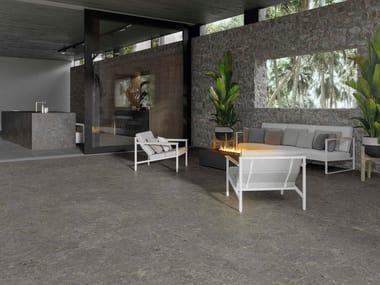 Wall/floor tiles with stone effect METEORA