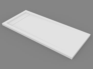 Rectangular shower tray METRO