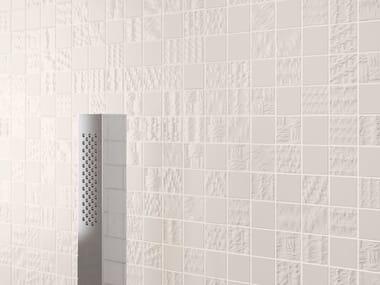 White-paste mosaic METROMOSAIC