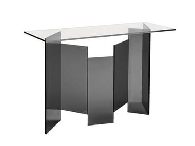 Rectangular console table METROPOLIS   Console table