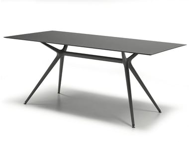 Rectangular dining table METROPOLIS L