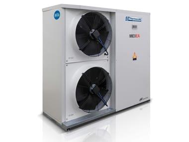 Air/Water refrigeration unit MEX EA